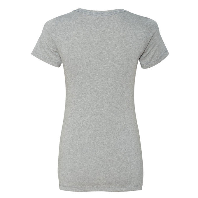 Women's DWCS Logo T-Shirt - Heather Grey