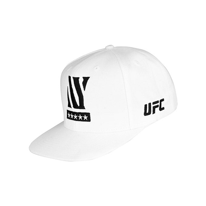 UFC White NYC Weigh-In Cap