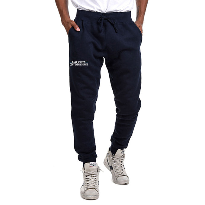 DWCS Logo Fleece Jogger - Navy