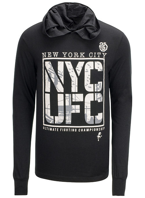 UFC New York 25th Anniversary Inner City Hoodie