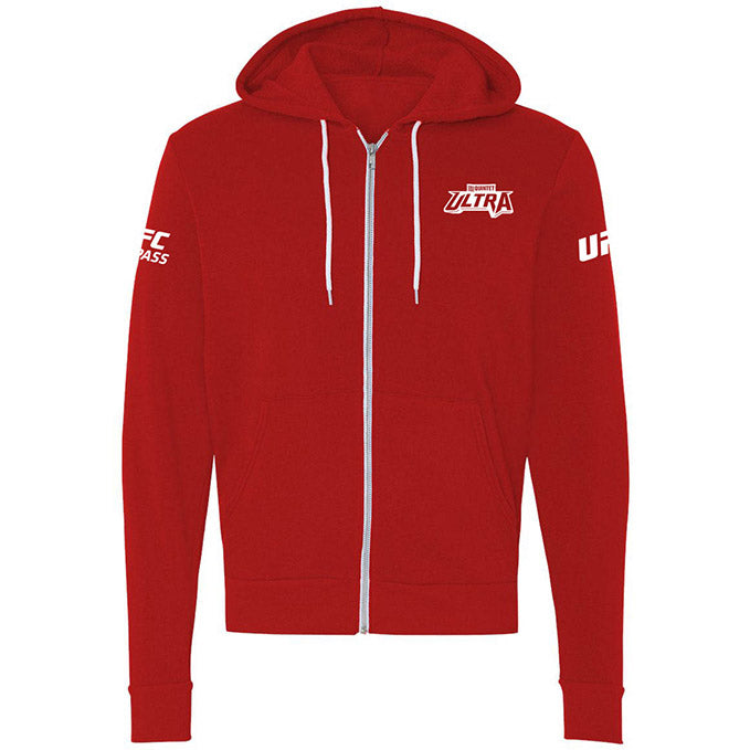 Quintet Ultra UFC Sweatshirt - Red