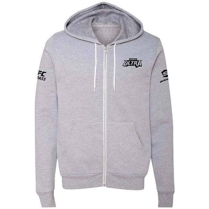 Quintet Ultra Strikeforce Sweatshirt - Grey