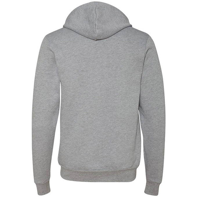 Men's DWCS Logo Pullover Hoodie - Heather Grey