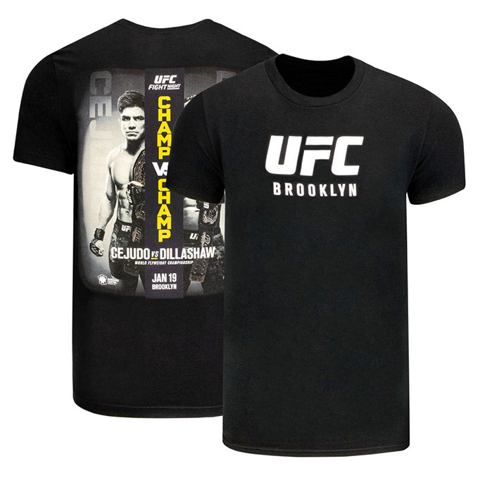 UFC Brooklyn Event T-Shirt