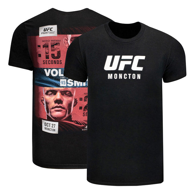UFC Fight Night Moncton Event T-Shirt