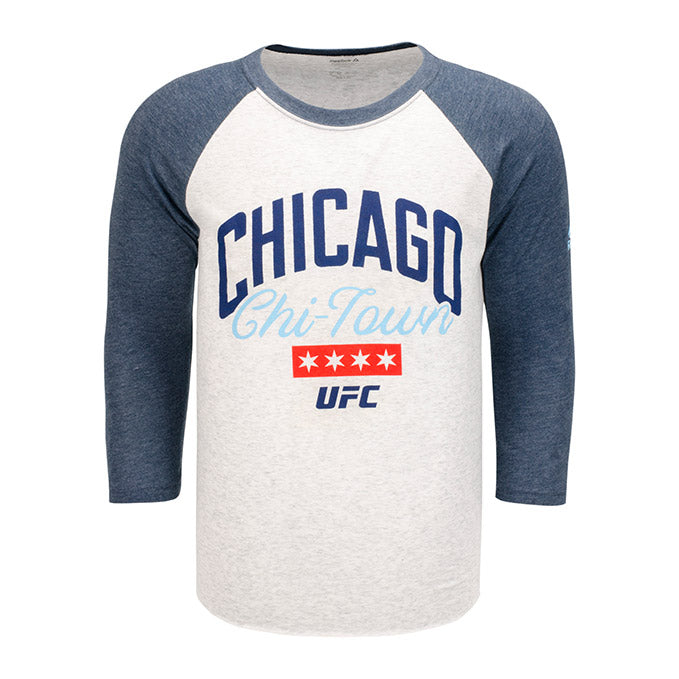 UFC Fight Night Chicago 3/4 Sleeve T-Shirt