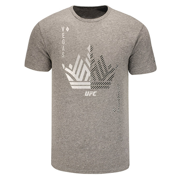 UFC Grey Vegas Weigh-In T-Shirt