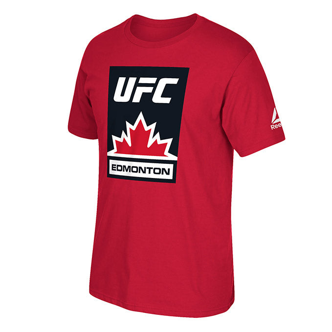 UFC 240 Edmonton Weigh-In Crew T-Shirt