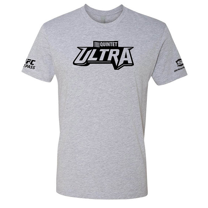 Quintet Ultra Strikeforce T-Shirt - Grey