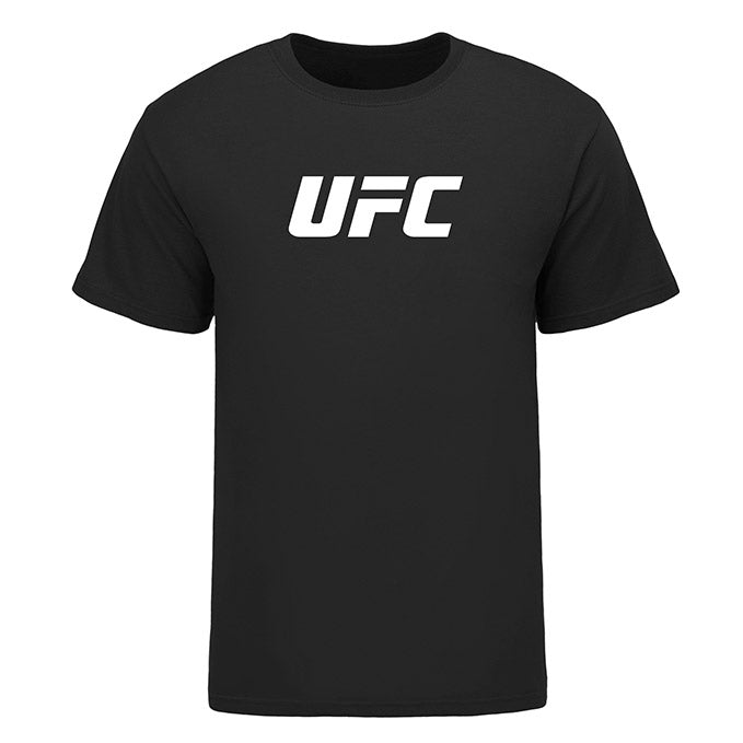 Men's UFC Fight Night - Woodley vs Burns Event T-Shirt - Black