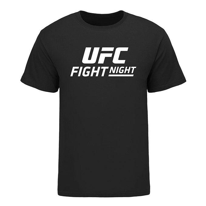 Men's UFC Fight Night Kattar vs Ige Event T-Shirt - Black