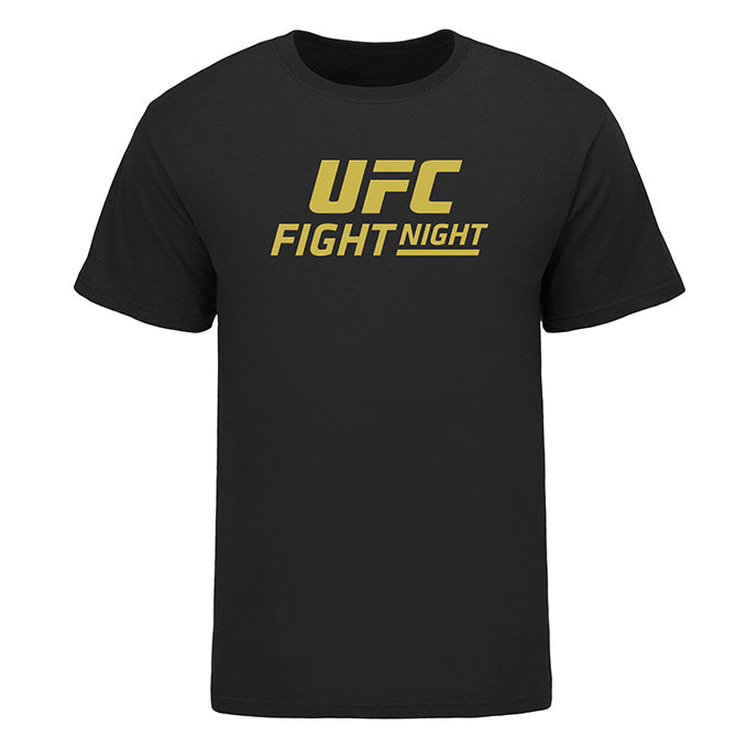 Men's UFC Fight Night Figueiredo vs Benavidez Event T-Shirt - Black