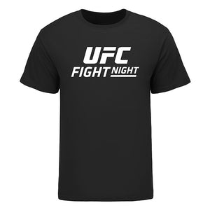 Men's UFC Fight Night Whittaker vs Till Event T-Shirt - Black