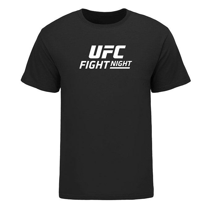 Men's UFC Fight Night Brunson vs Shahbazyan Event T-Shirt - Black