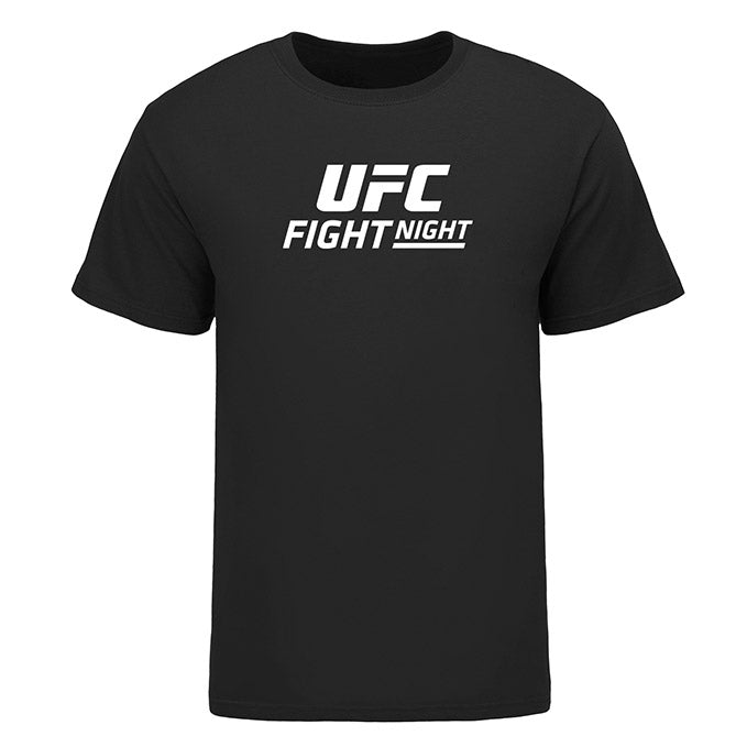 Men's UFC Fight Night Lewis vs Oleinik Event T-Shirt - Black