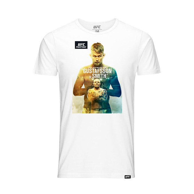 Kid's Fight Night Stockholm Gustafsson vs. Smith Event T-Shirt-White