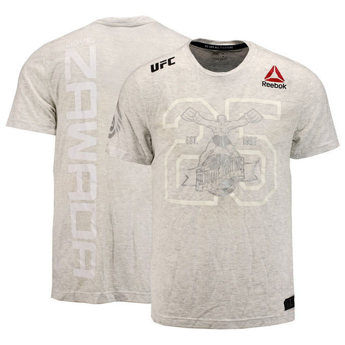 David Zawada UFC Event Worn Jersey Beijing China