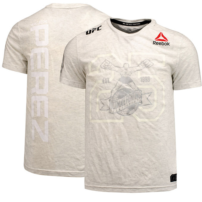 Alex Perez UFC's The Ulimate Fighter 28 Finale Event Worn Jersey Las Vegas Nevada