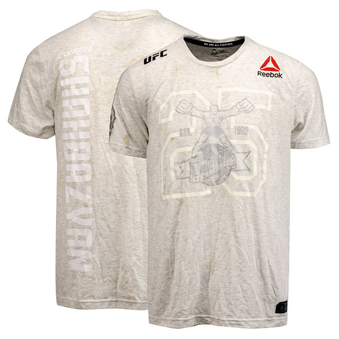 Edmen Shahbazyan UFC's The Ulimate Fighter 28 Finale Event Worn Jersey Las Vegas Nevada