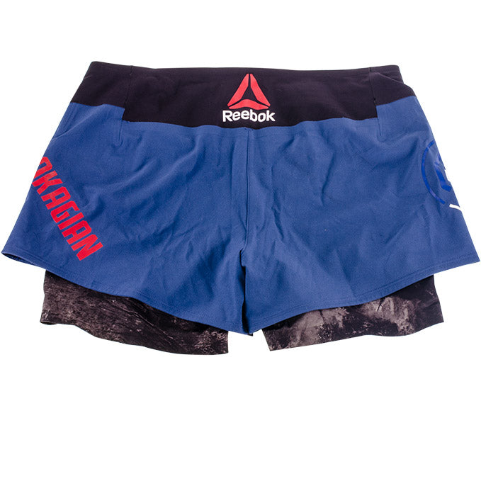 Katlyn Chookagian UFC Event Worn Shorts UFC 231