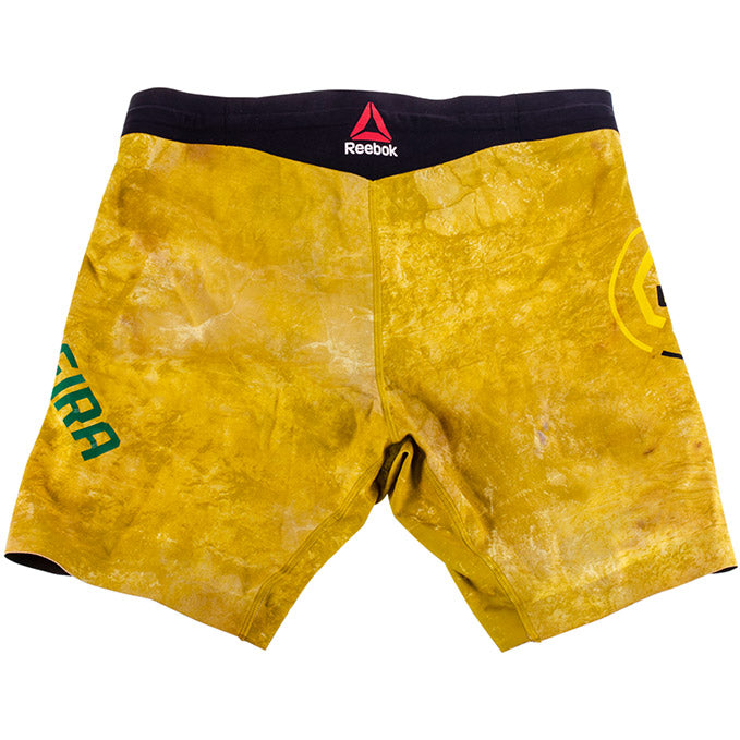 Alex Oliveira UFC Event Worn Shorts UFC 231