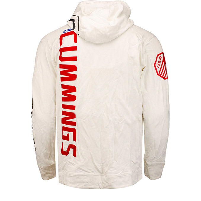 Zak Cummings UFC Event Worn Jersey Milwaukee Wisconsin