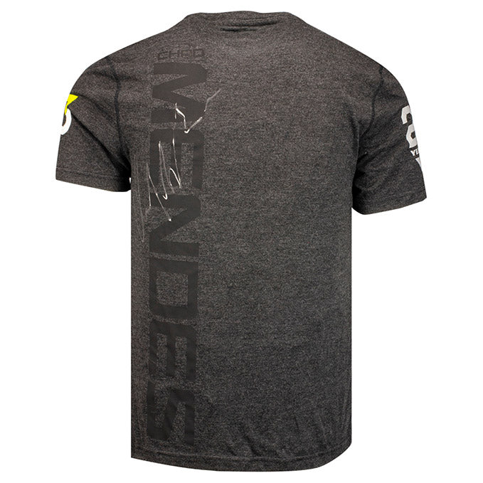 Chad Mendes Autographed UFC Event Worn Jersey UFC 232