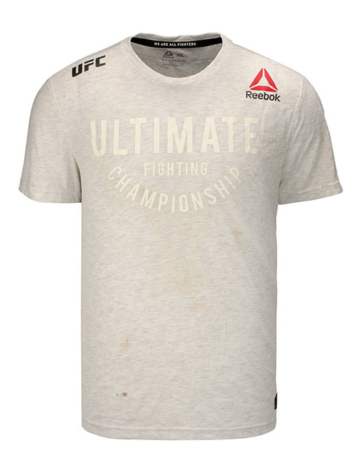 Vinicius Castro UFC Event Worn Jersey Brooklyn New York