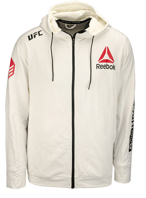 Dustin Ortiz Autographed UFC Event Worn Hoodie Brooklyn New York