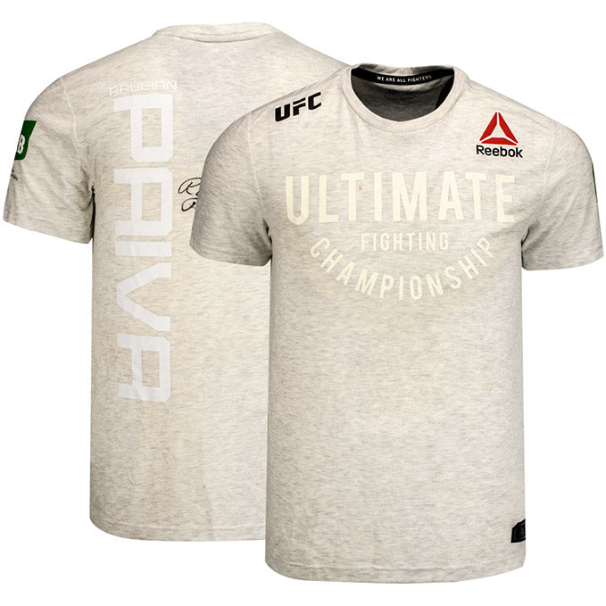 Raulian Paiva Autographed UFC Event Worn Jersey UFC 234