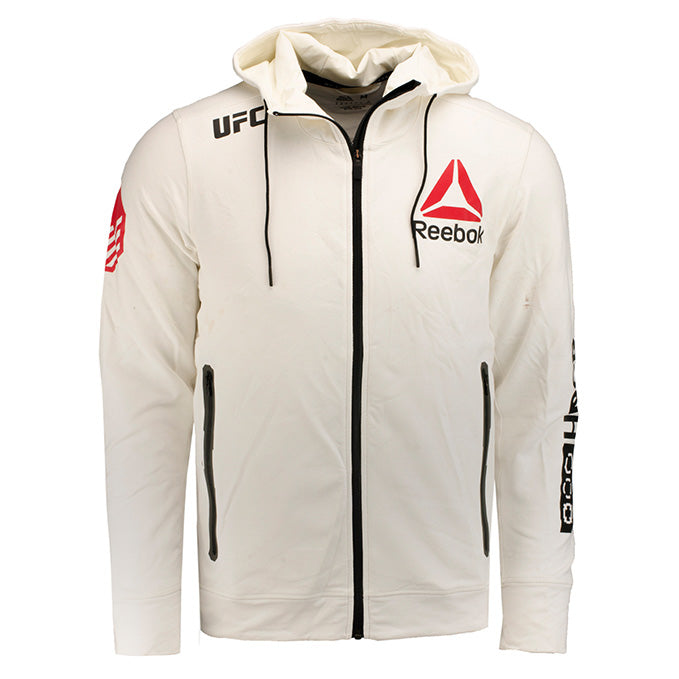 Luke Sanders Autographed UFC Event Worn Hoodie Fight Night Phoenix AZ