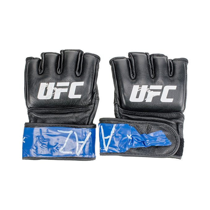 Manny Bermudez Autographed UFC Event Worn Gloves Fight Night Phoenix AZ
