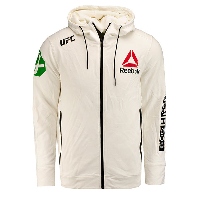Aljamain Sterling Autographed UFC Event Worn Hoodie Fight Night Phoenix AZ