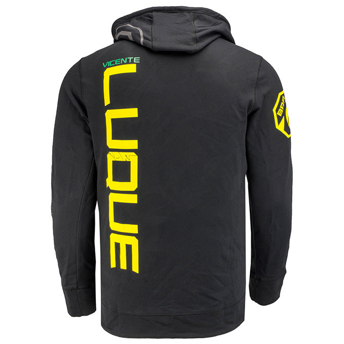 Vicente Luque Autographed UFC Event Worn Hoodie Fight Night Phoenix AZ