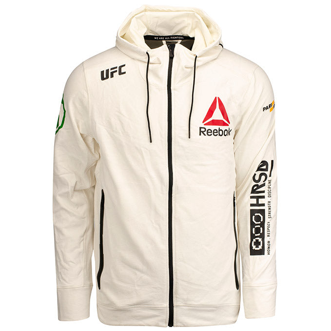 Diego Ferreira Autographed UFC Event Worn Hoodie Fight Night Prague Czech Republic