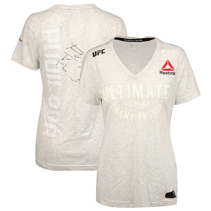 Lucie Pudilova Autographed UFC Event Worn Jersey Fight Night Prague Czech Republic