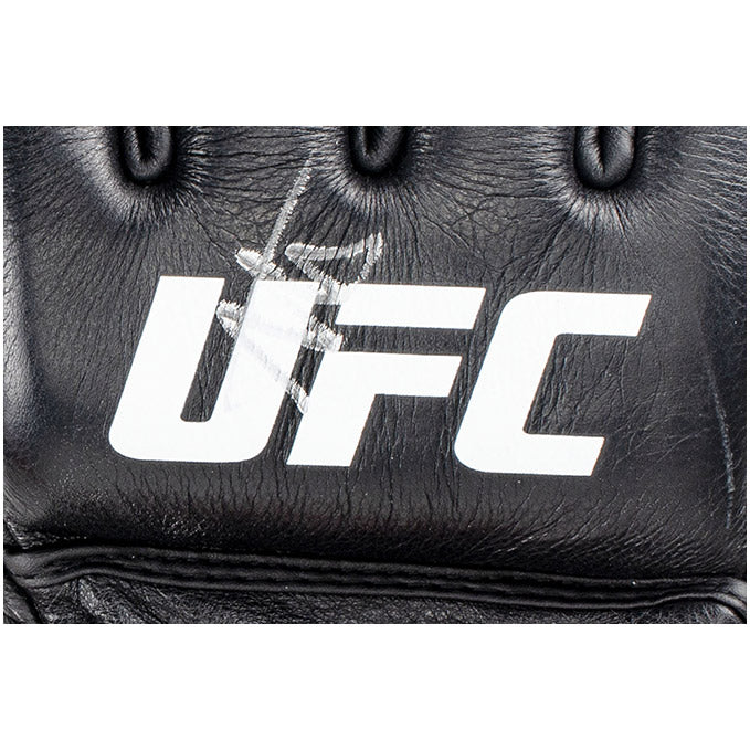 Alex Morono Autographed UFC Event Worn Gloves Fight Night Wichita KS