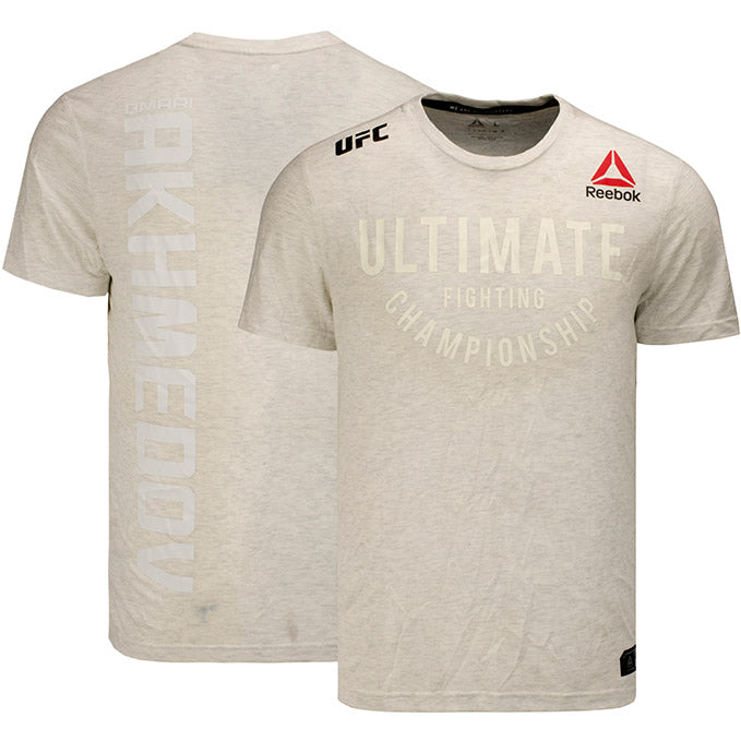 Omari Akhmedov UFC Event Worn Jersey Fight Night Wichita KS