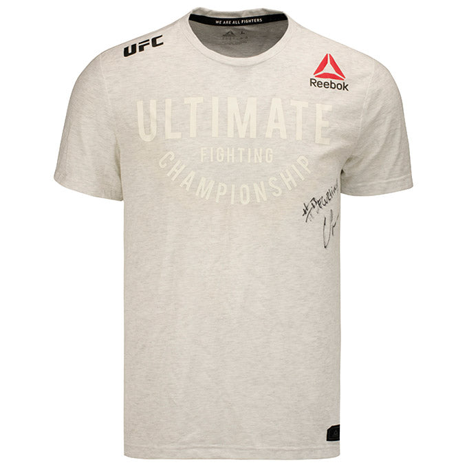 Curtis Millender Autographed UFC Event Worn Jersey Fight Night Wichita KS