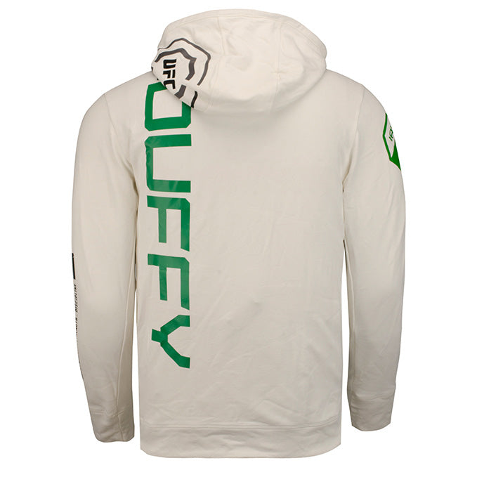 Joe Duffy  UFC Event Worn Hoodie Fight Night London UK