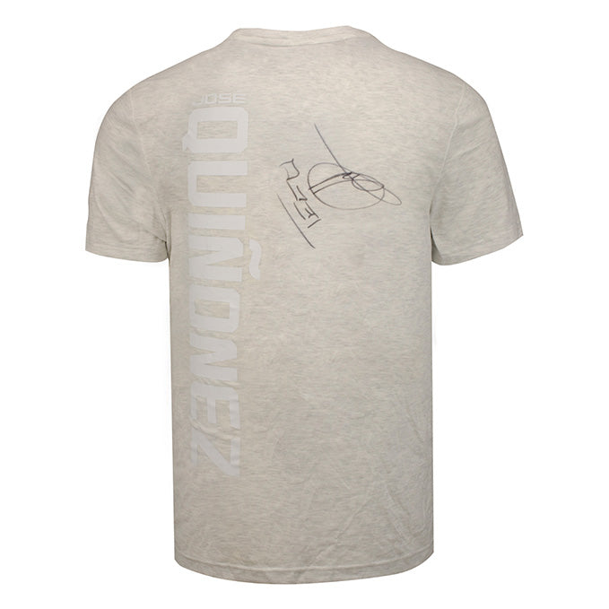Jose Quinonez Autographed UFC Event Worn Jersey Fight Night London UK