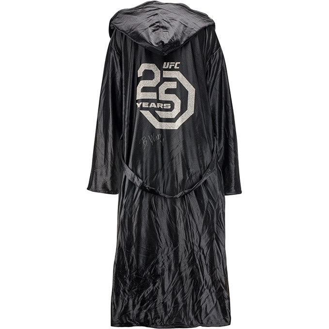 Brookilyn Wren UFC Event Worn Robe 25th Anniversary