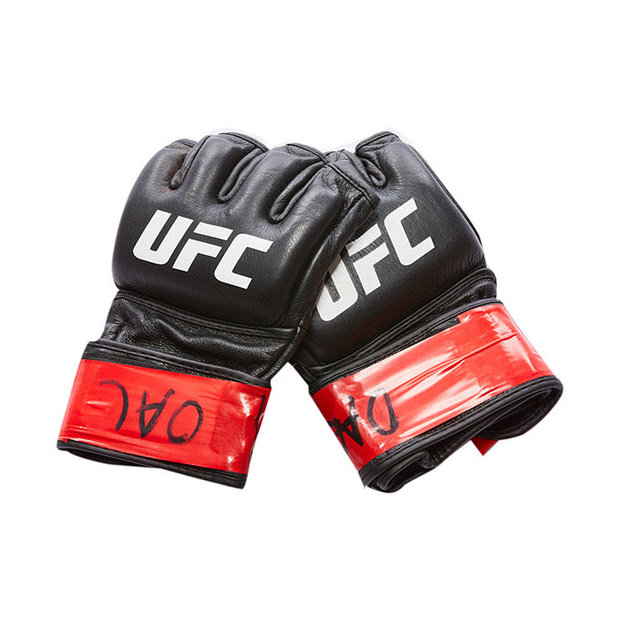 Cub Swanson UFC Event Worn Gloves - UFC Fight Night Ottawa