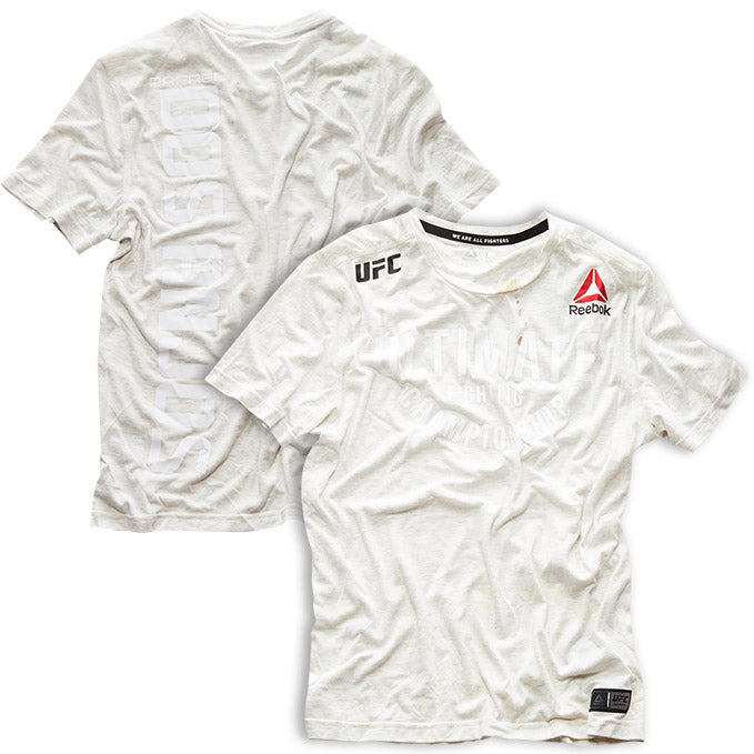 UFC on Fox 26 Rafael Dos Anjos Worn Jersey