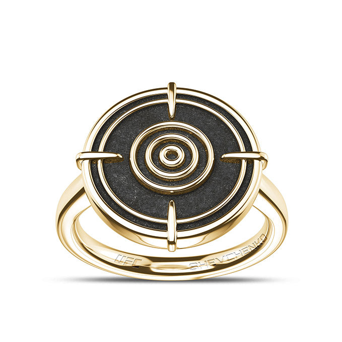 UFC Valentina Shevchenko Women's Ring in 14K Yellow Gold