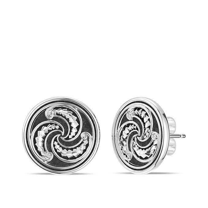 UFC Robert Whittaker Earrings in Sterling Silver