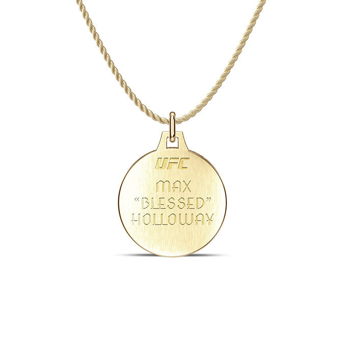 UFC Max Holloway Small Pendant