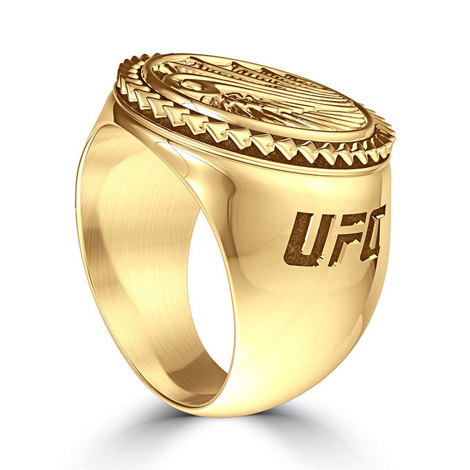 UFC Max Holloway Large Ring