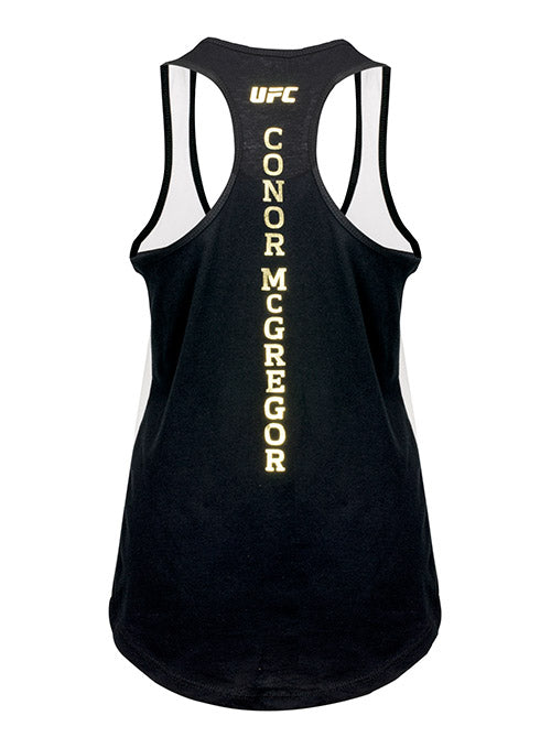 Women's UFC Conor McGregor Shamrock Tank Top
