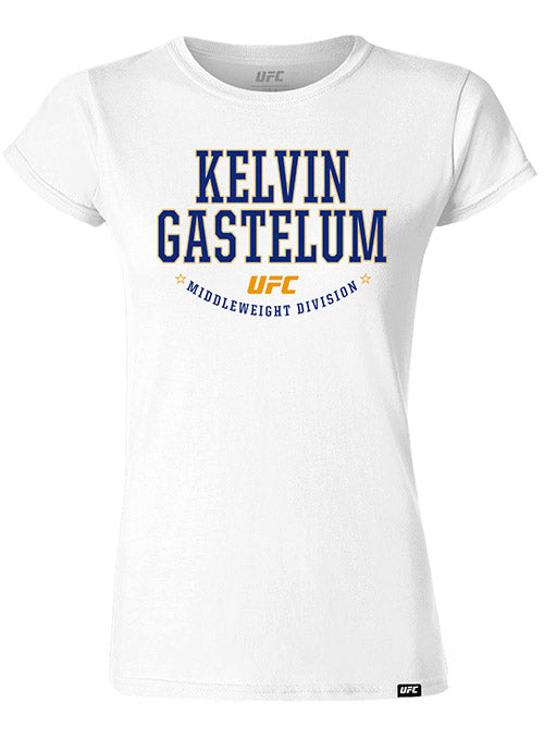 Women's Kelvin Gastelum Color Graphic UFC T-Shirt